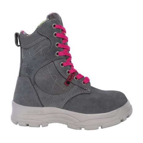 Charcoal Work Boot