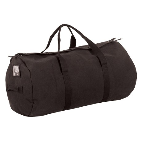 canvas equipment bag