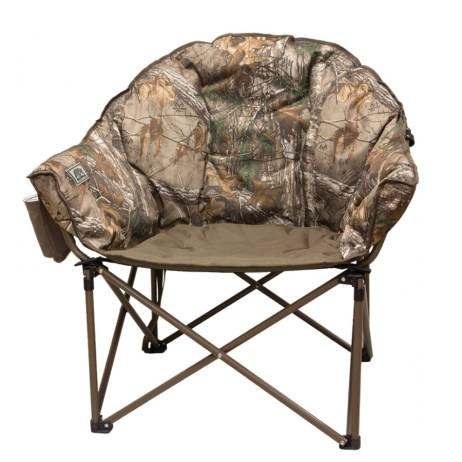 lazy bear chair camo