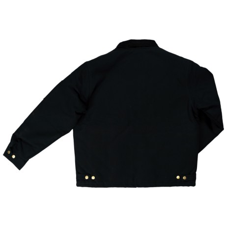 black back chore jacket