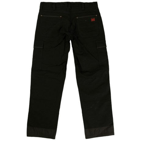 smart duck cargo pant back