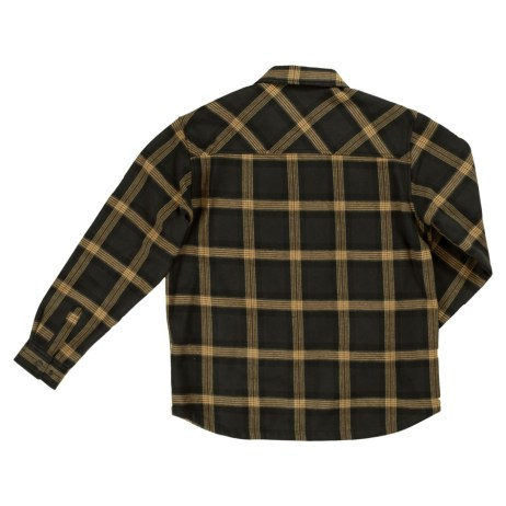 plaid zip up jack shirt
