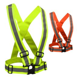 hi vis safety harness