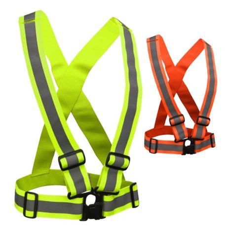 hi vis safety harness
