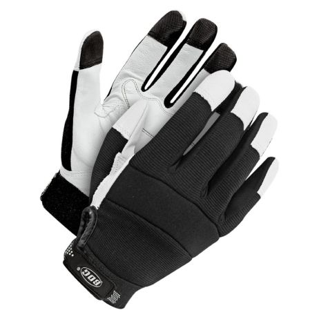 pearl white mechanics gloves