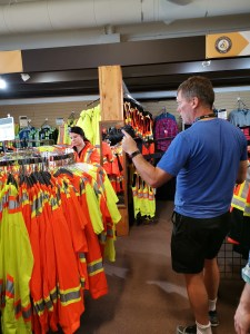 Behind the scenes video shoot with CTV and Bell Media