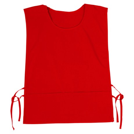 Red Cobbler Apron