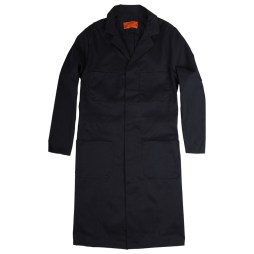 Black Shop Coat