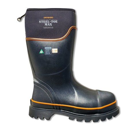 Black Workboot