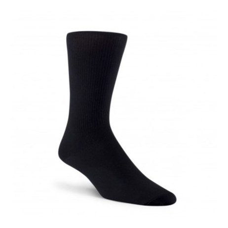 Black Work Sock