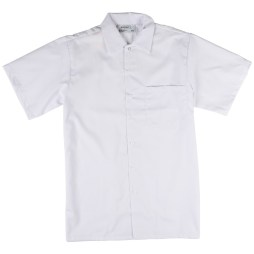 White Cook Shirt