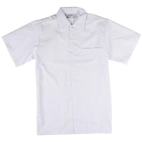 White Cook Shirt