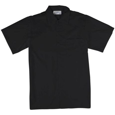 Black Cook Shirt
