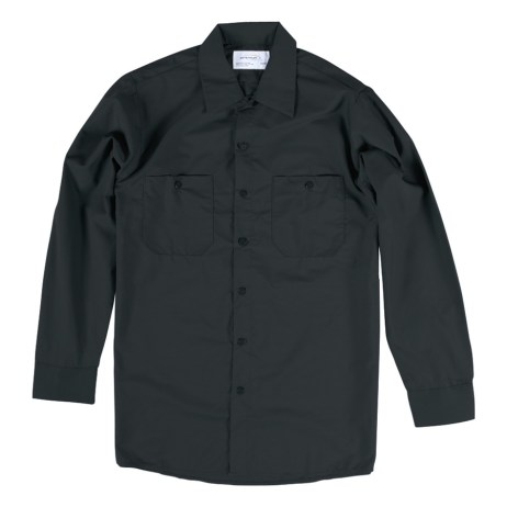 Black Work Shirt