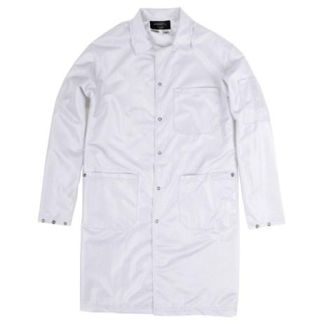White ESD Lab Coat