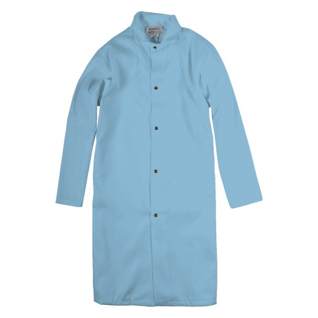 Light Blue Long Coat
