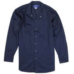 dark blue long sleeve shirt