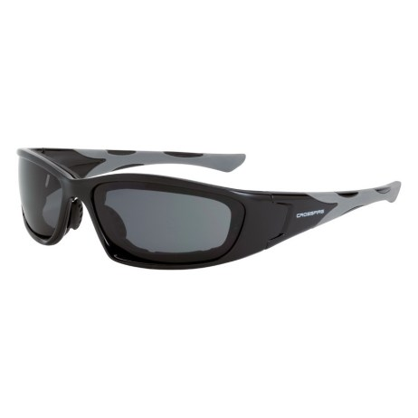 Crossfire Foam Lined Safety Glasses