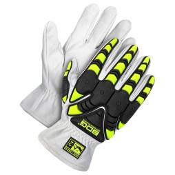 goatskin impact resistant gloves