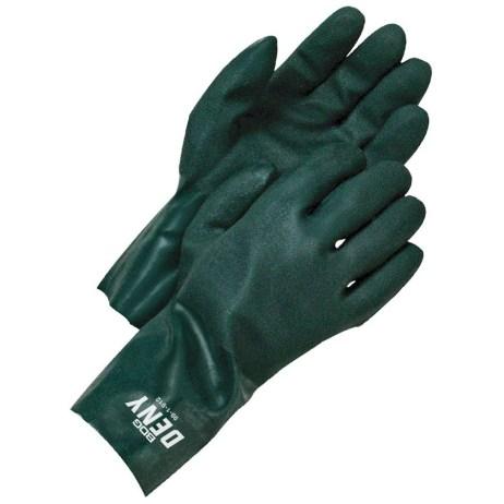 "pvc gauntlet 12"" gloves"