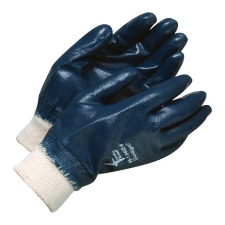 fully coated nitrile gloves