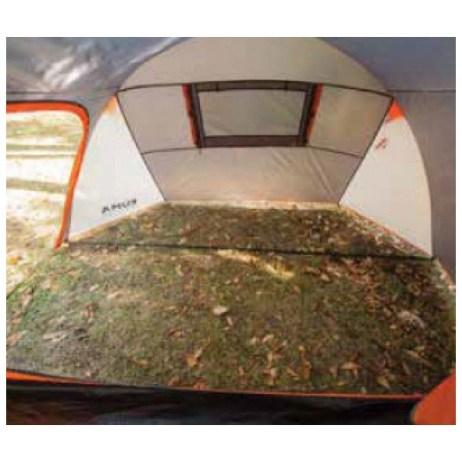 inside bear den tent 3 person