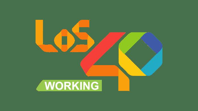 Los 40 Working en directo, Online