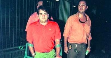 Unificada pela justiça federal, pena do doleiro cearense Alex Ferreira Gomes soma 330 anos