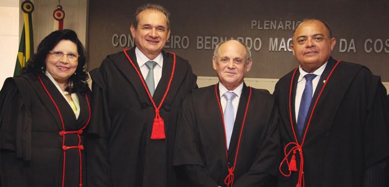 Marcada para o dia 31 a posse dos novos dirigentes do TJCE