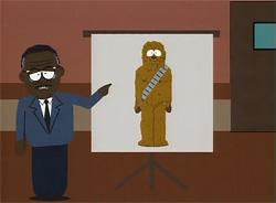 A defesa Chewbacca