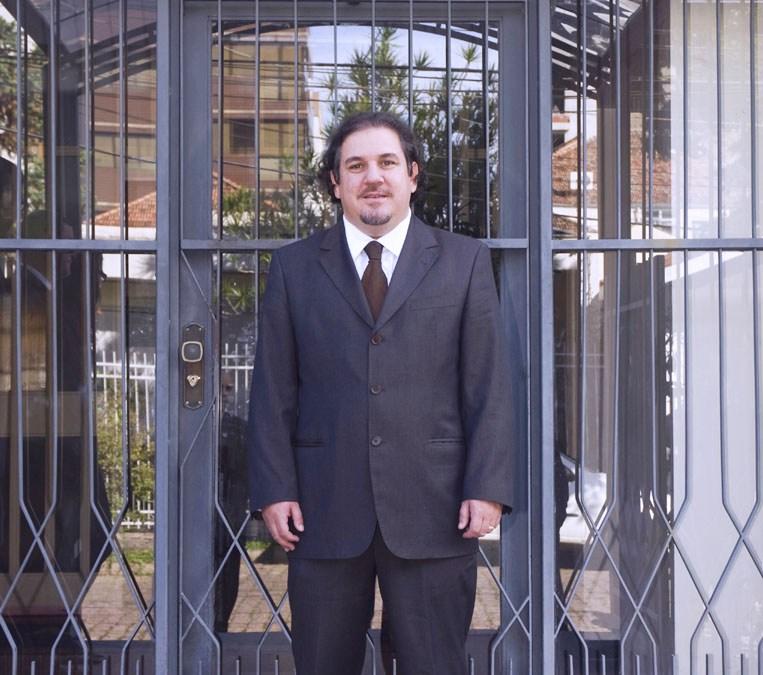 Marcos Fagundes Salomão é o novo Presidente da AMATRA IV
