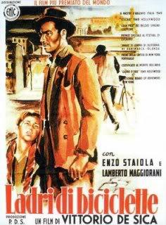 Filmes trabalhistas: Ladrões de Bicicleta
