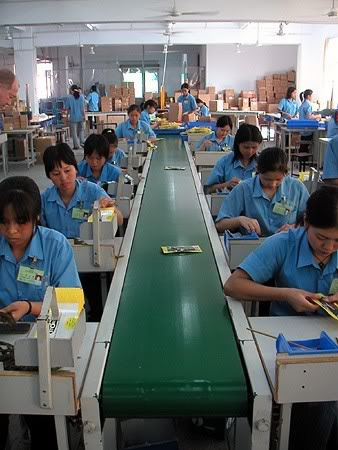 China e o novo Direito do Trabalho