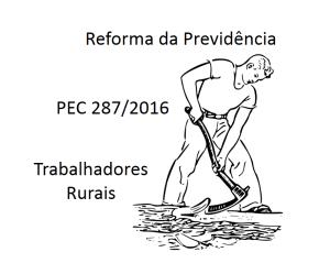 reforma da previdência trabalhador rural