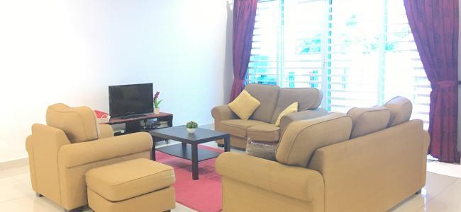 Villa Meena Homestay – Bandar Baru Bangi, Selangor
