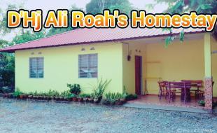 D'Hj Ali Roah Homestay - Pontian, Johor