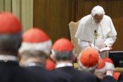 Bento XVI e o Cardeal Angelo Sodano