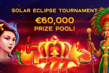 Solar casino tournament