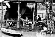 House on the Tonlè Sap