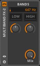 Multiband FX-2