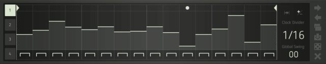 FactoryのSEQUENCER