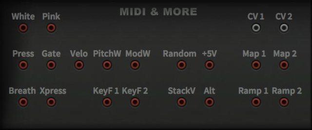 MIDI&MORE