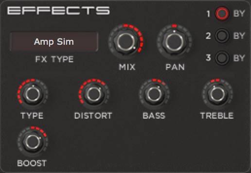 Amp Sim