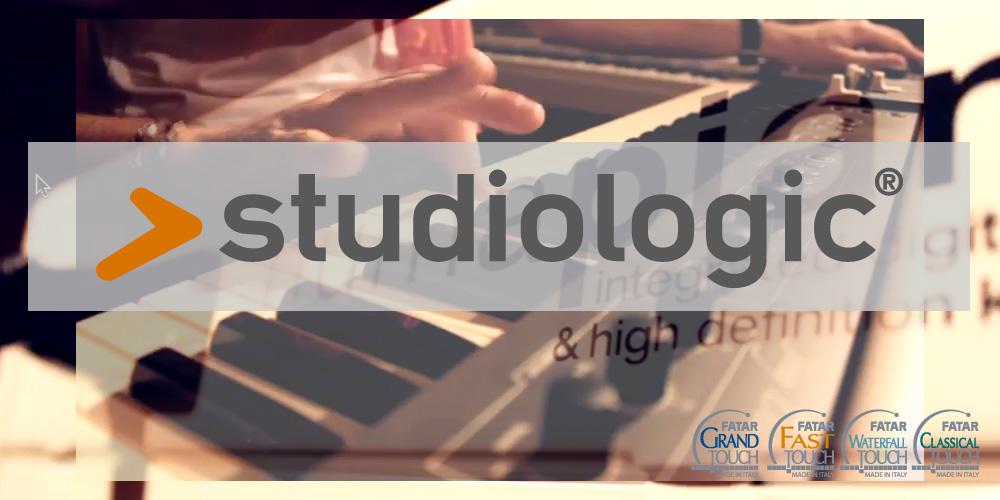 【展示店一覧】Studiologic製品