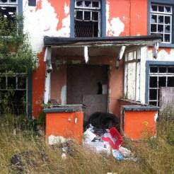 Rushes Inn Porch