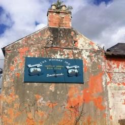 Rushes Inn Wall