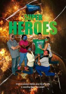 Webhelp Super Heroes