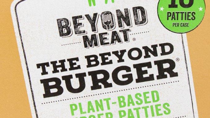 Beyond Meat - The Beyond Burger - Logo