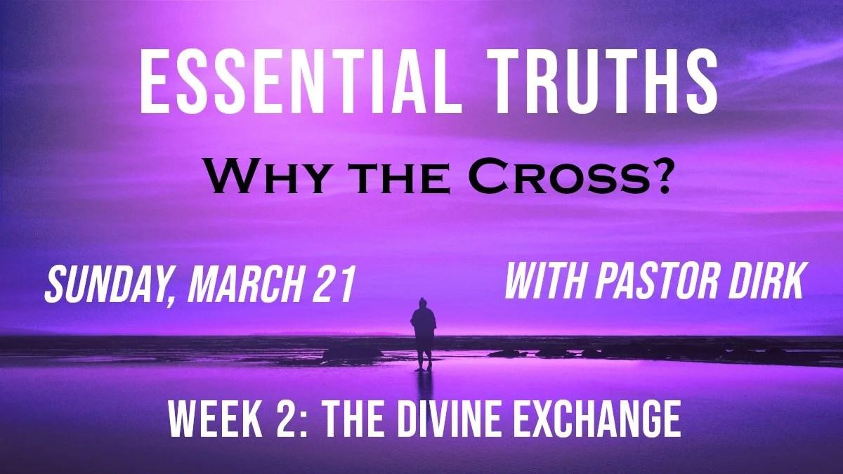 Why the Cross? 2021 Week 2 Logo