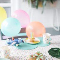 Scott drie jaar: een Madagscar verjaardagsfeestje